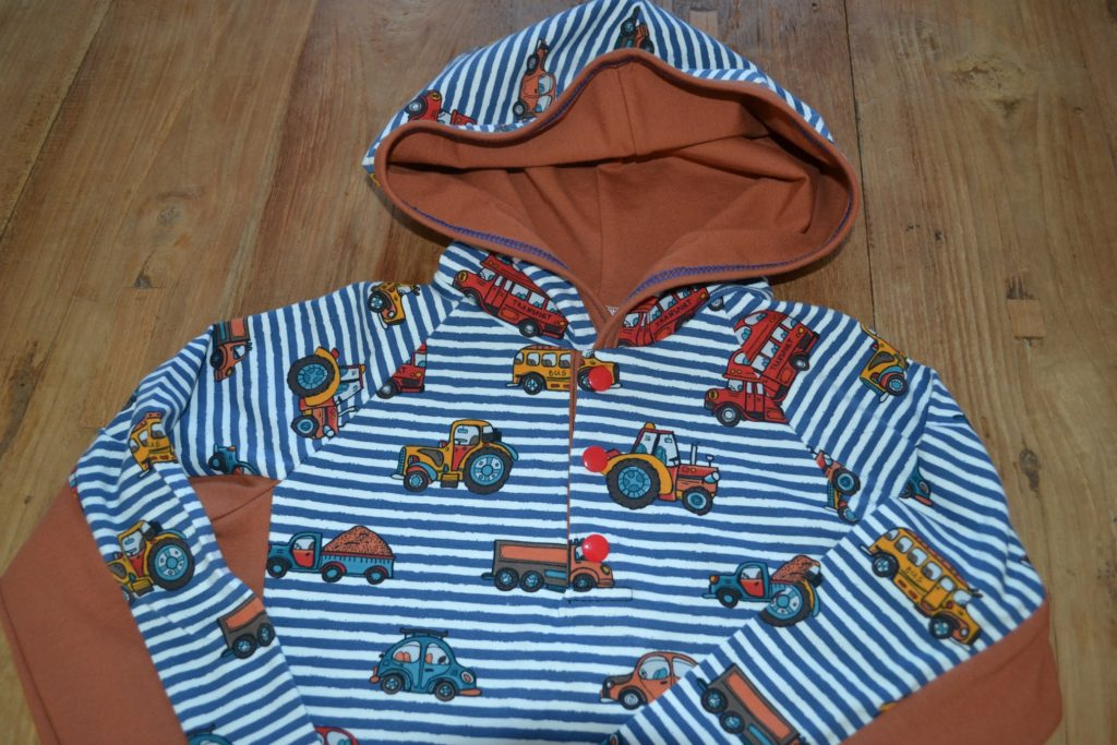 polosluiting, sweater, hoodie, trui, naaien, sewing, boys, kids
